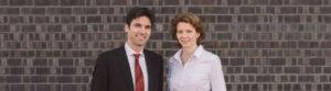 Fachanwälte Freiburg Ricarda Thewes und Emiliano Santeusanio